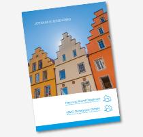 Titelseite Haus und Grund Osnabrück Broschüre